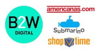 B2W Digital Vagas Americanas Submarino